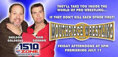 Mouthpiece Wrestling Show