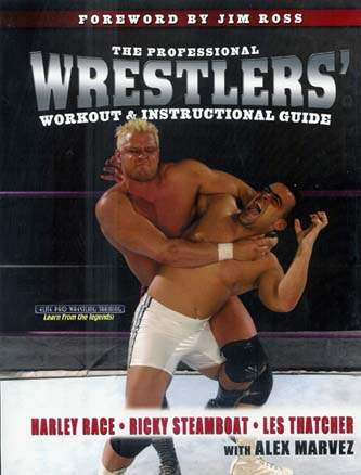 The how wrestling should book book