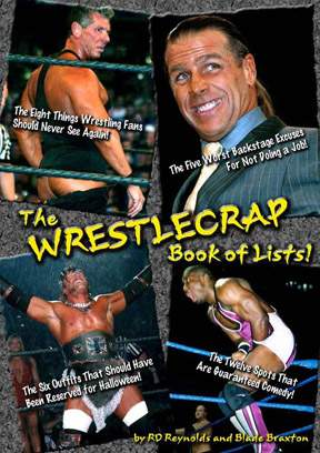WrestleCrap Book of Lists