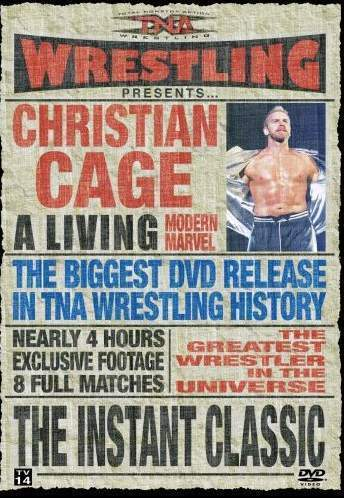 Christian Cage DVD