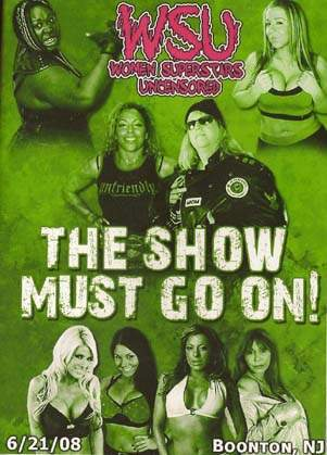 WSU The Show Must Go On