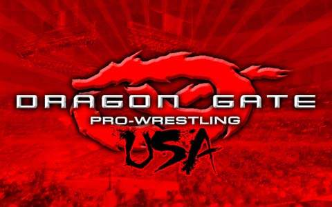 Dragon Gate USA 4th Anniversary Show 28.07.2013