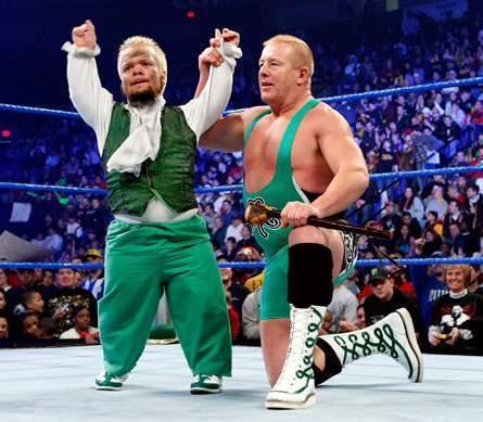 Wwe Midget Wrestlers 112