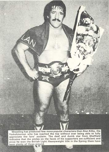 Alan Kilby Online World Of Wrestling