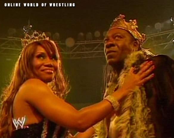 King Booker & Queen Sharmell