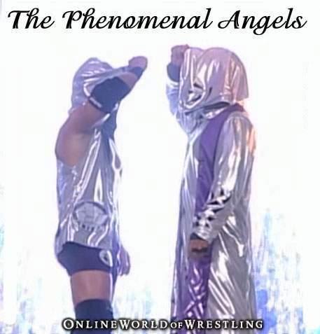 Phenomenal Angels