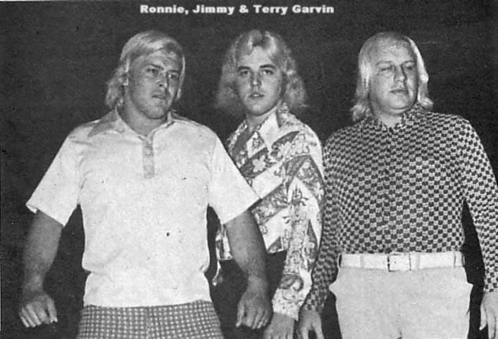 Ronnie, Jimmy & Terry
