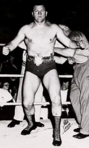 Image result for gene kiniski lou thesz