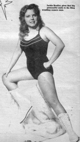 Jackie Bradley OWW
