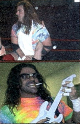 Jeff Bradley Online World Of Wrestling
