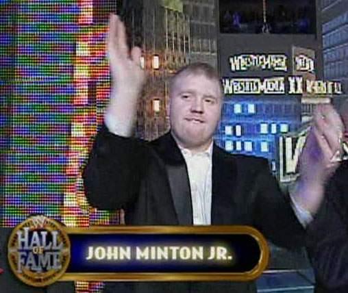 John Minton Jr Online World Of Wrestling