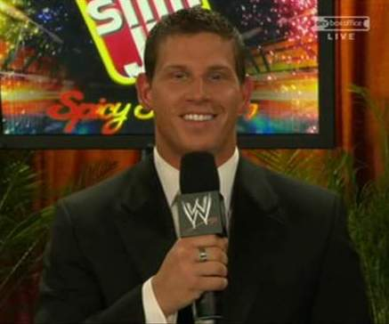 Josh Mathews Online World Of Wrestling