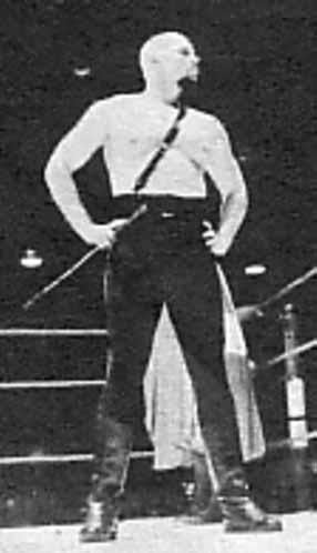Kurt Von Hess Online World Of Wrestling