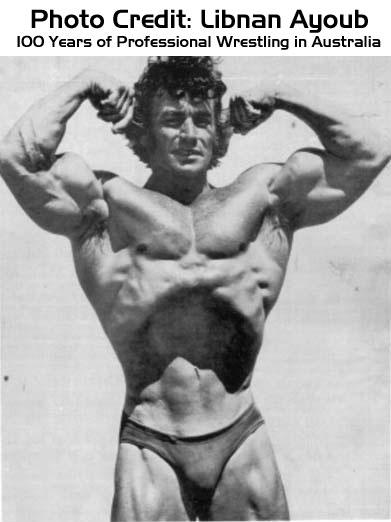 Paul Graham (bodybuilder)