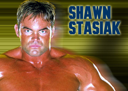 Shawn Stasiak