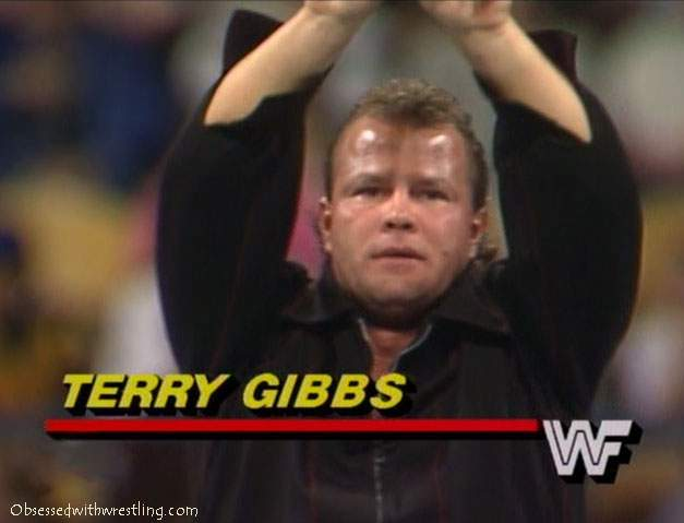 Terry Gibbs Wrestler