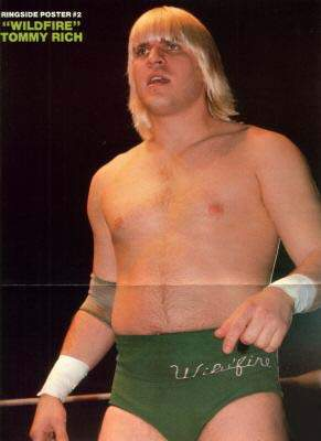 Tommy Rich Wrestling поиск по картинкам Red