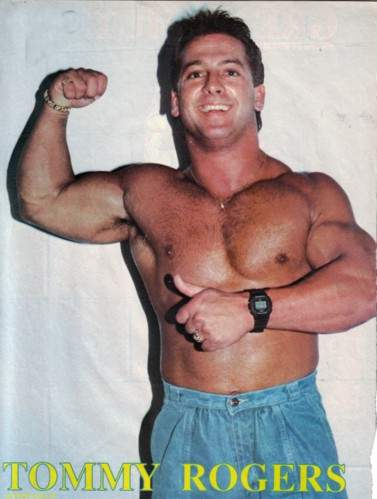 Tommy Rogers Net Worth