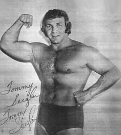 Tommy Seigler – Online World of Wrestling