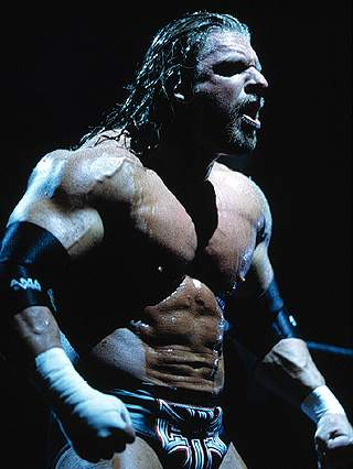 degeneration x triple h. [Triple H Gallery]