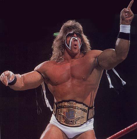 Ultimate Warrior – Online World of Wrestling