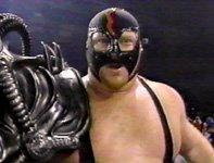 Big Van Vader Mastodon Mask