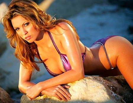 Need beverly mullins bikini pictures sexy