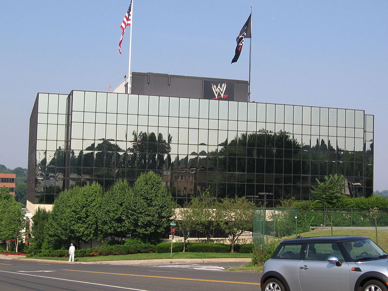 WWEheadquarters9July2007