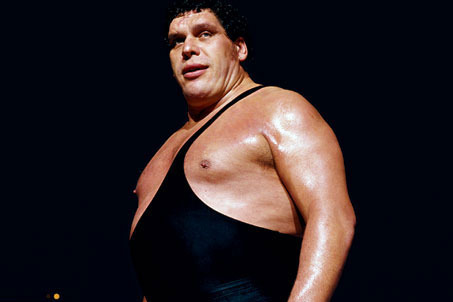 What necessary andre the giant midget
