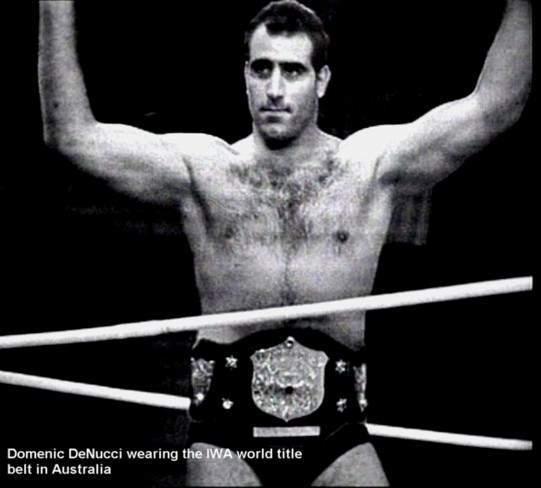 Dominic DeNucci – Online World of Wrestling