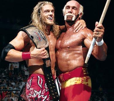 Hulk Hogan & Edge