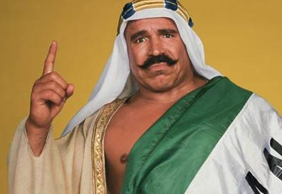 Image result for iron sheik