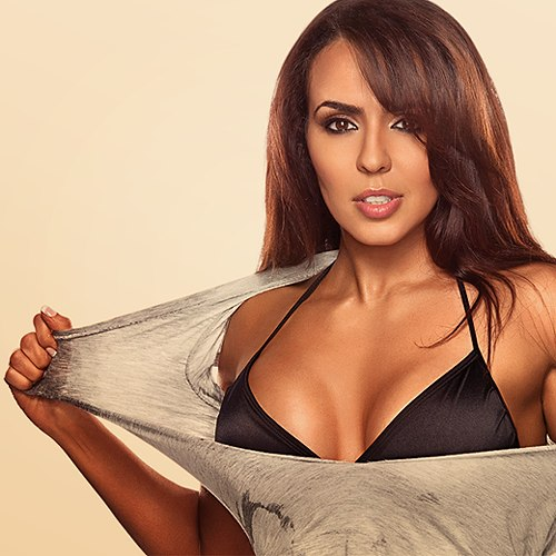 Layla El Nude Photos 14
