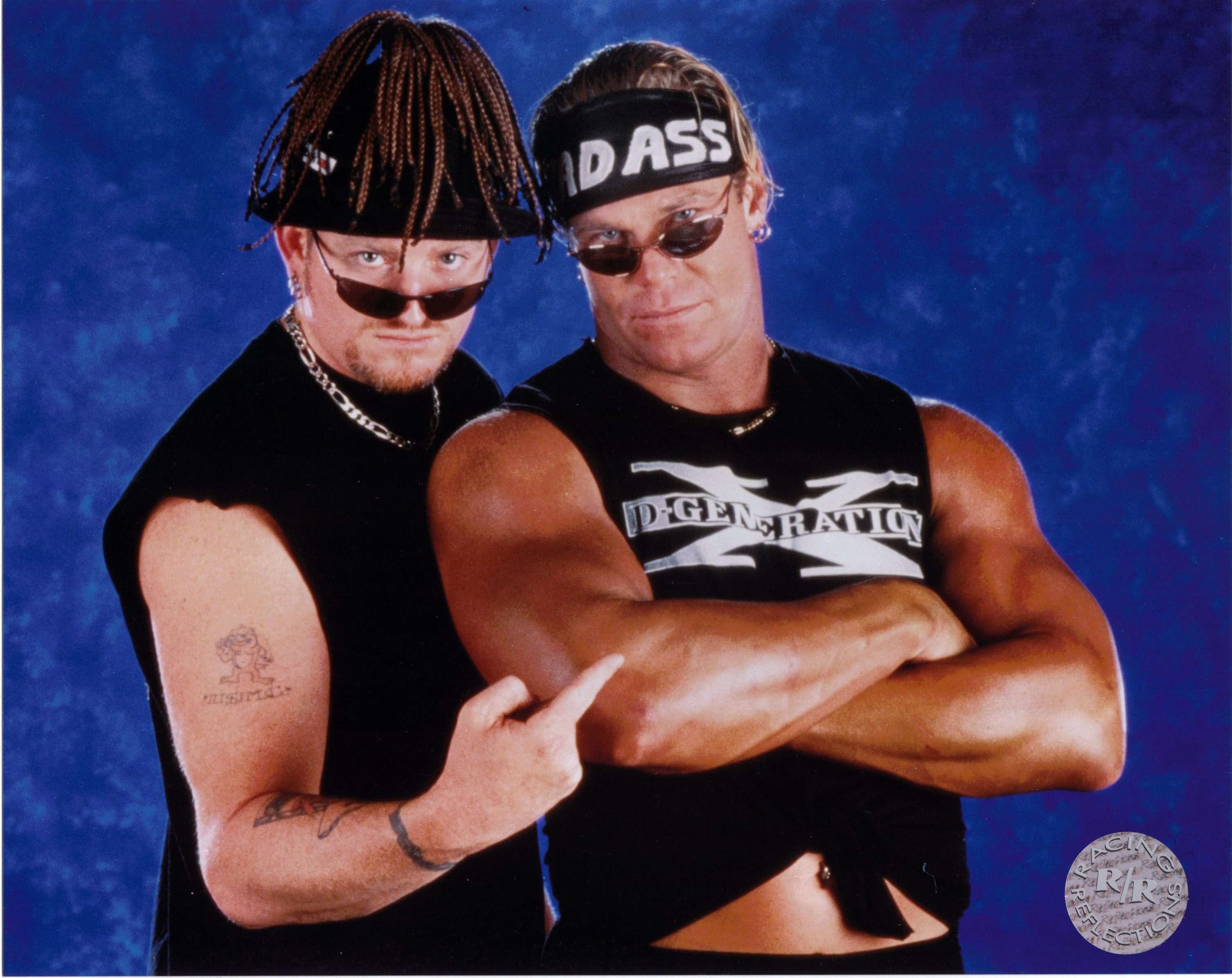 New Age Outlaws num1