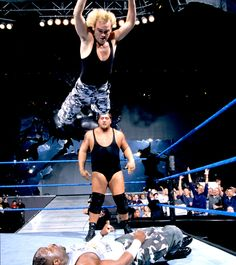 Spike Dudley & Big Show