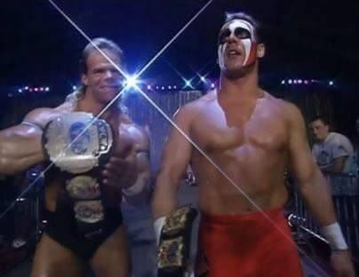 Sting & Lex Luger