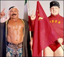 Sheik and Volkoff