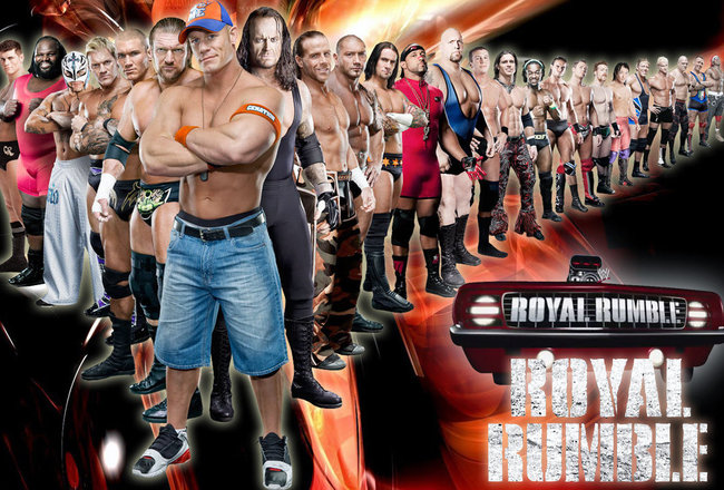 WWE Rumble
