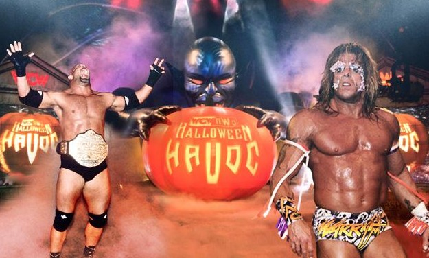 """WWE.com presents: """"Trick or Treat: The Best and Worst of WCW ..."""