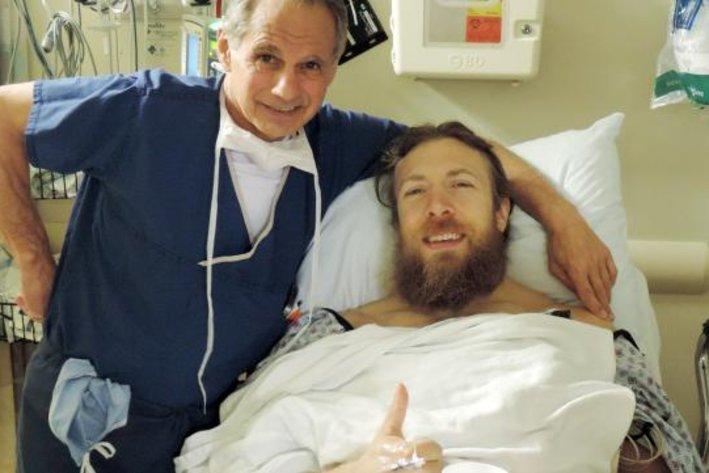 Daniel B surgery
