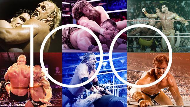 100 WWE