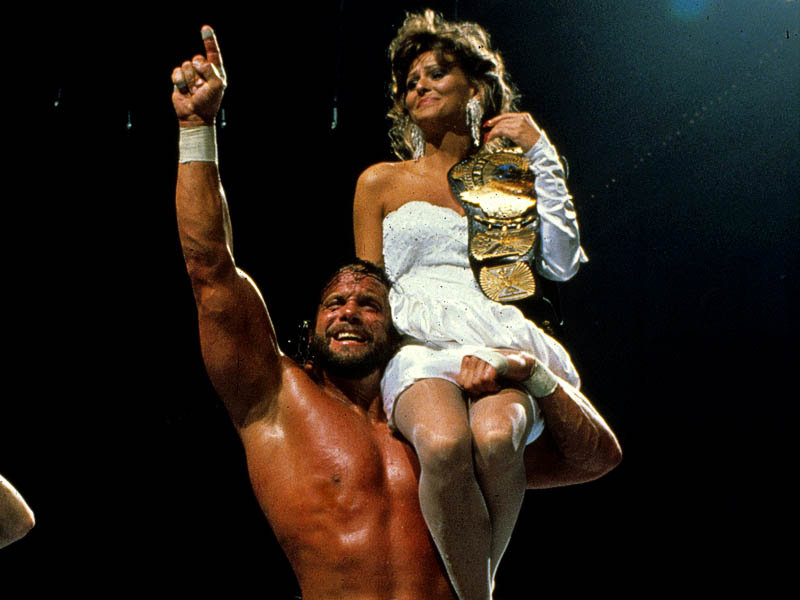 Randy-Savage-WrestleMania-4 - OWW
