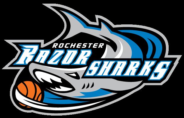 Rochester-Razorsharks-Logo