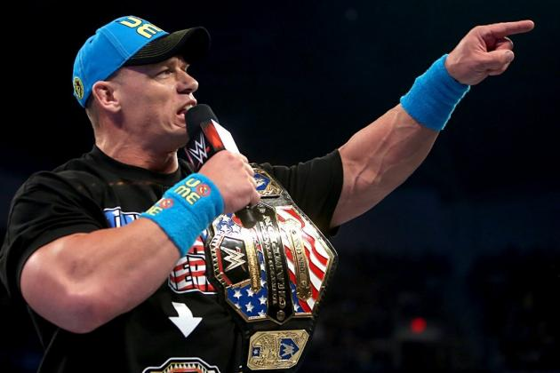 Cena US title