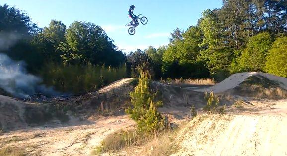 Hardy bike