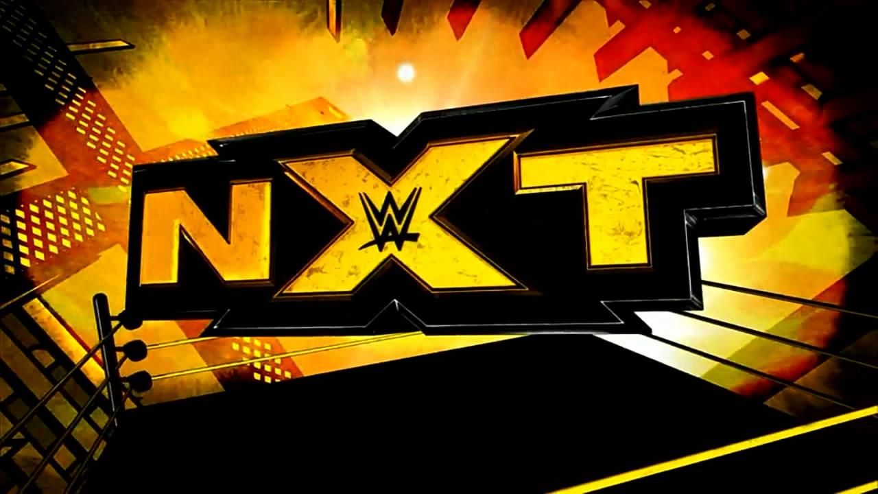 WWE NXT Logo 2015