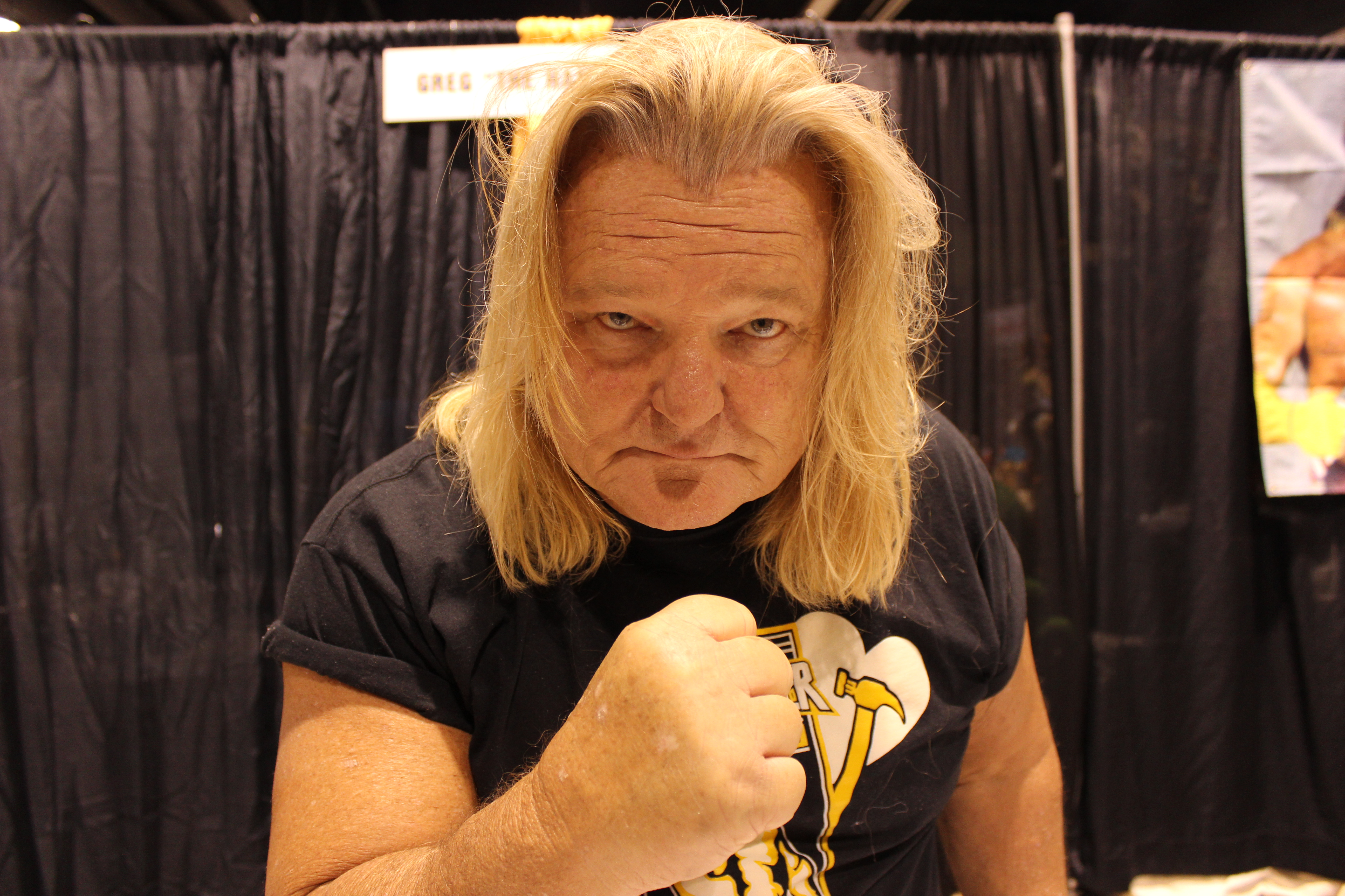 Schön Greg Valentine Stepping Into The Ring This Weekend