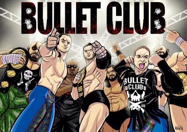 Bullet Club promo