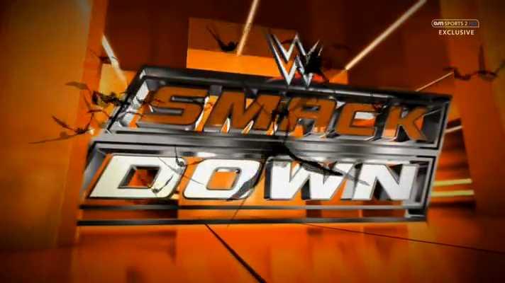 WWE SmackDown 29.10.2015 - Halloween Special