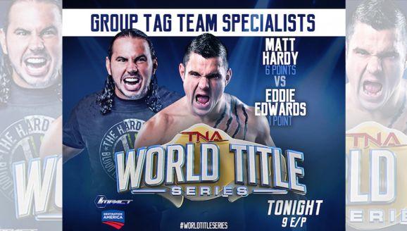 TNA tonight